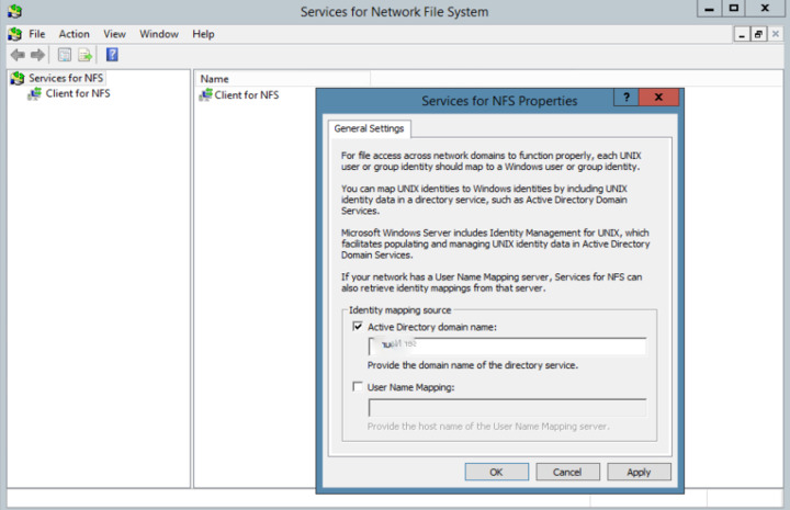 How to mount MapR-FS with NFS on Windows using AD